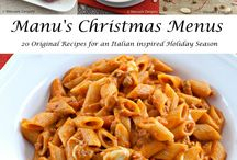 Manu's Christmas Menus - eBook / From the author and creator of manusmenu.com - the home of authentic Italian cuisine - 20 original recipes for an Italian inspired Holiday season organised in 4 different menus. Each recipe comes with step by step pictures to help you cook delicious Italian food and surprise your loved ones this Christmas. For more information go to http://www.manusmenu.com/books/manus-menu-christmas-menus
