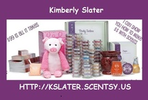Scentsy Family Products / http://kslater.scentsy.us  / by Kimberly Steel-Slater