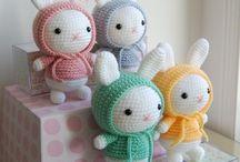 crochet and amigurumi
