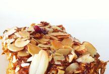 Bars - Oats, nuts, fruits, etc
