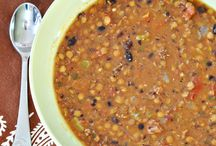 Recipes--soups / by Patti Nicholson