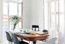 GEOMERTY / interior design / geometric hanging lamp / interior design / simple geometric shapes / geometric style / modern design