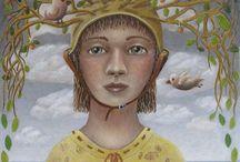 RIANN ( www.riann.nl ) / werk van schilder RIANN, Poëtisch Realist