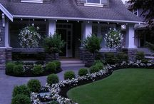 Curb appeal / I have a blank slate that needs some inspiration