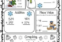 2nd Grade / by Jill Griffin