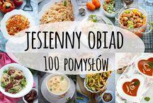 Jesienne obiady 100 pomysłów