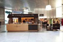 entrance cafe