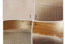 couper un tricot
