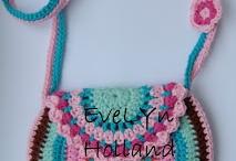 DIY - crochet - bags