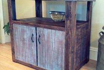 Muebles restaurados / Patinados