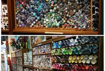 Oh the Places We Go: Sewing Adventures / Destination sewing, shopping and adventures