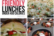 Macro Friendly foods