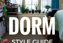 Dorms and apartments / by Emily Blinkhorn