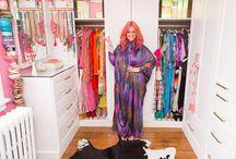 M Y  D R E A M  C L O S E T / In partnership with California Closets, Tiffany designed her dream closet. Get the full tour here.