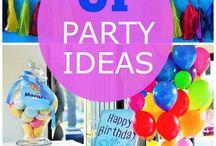 Ideas de fiesta