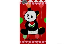 Cute Panda Cartoon Products / I do digital drawings of Pandas and selling Panda Cartoon Products in my Zazzle Store!!  http://www.zazzle.com/kawaii_panda