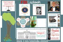 US history / by Loni Garrigus