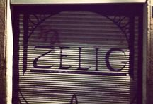 ZELIG The Bar / Pictures of the bar