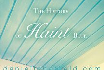 History of Haint Blue