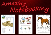 "Timelines & Notebooking & More!  / Our ""Old World Style"" Timelines in History acts as a spine for the rest of our notebooking resources and is the basis for the rest of our timeline building.   Each of our themed programs includes truly unique & highly interactive notebooking pages."