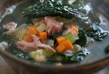 soups / by Nikki Krattiger