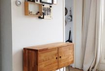 Sideboards / Inspirational Sideboard decorations for any trendy living room.