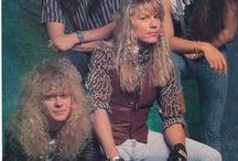 Glam rock, hair metal, glam metal, power metal bands.... I love 80's !