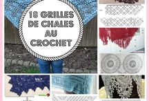 Chale crochet