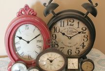 Timepieces / Time, O time-- where did you go? A line from a song I heard many years ago / by Frances Flegel