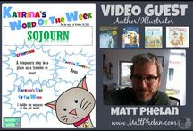 Kid Lit TV Community Video Board / Videos from the KidLit.TV Facebook Community. Great for researching different styles of video for authors and illustrators.  Join our KitLit TV Facebook Community for chance to be Featured on Feature Friday!  www.facebook.com/groups/KidLitTV