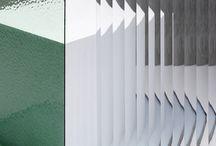 Material :: Glass + Translucent