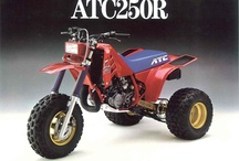 ATC's / UTV's / All Terrain Cycles, three & two wheeled varieties