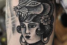Art for my body / The kinda tatts I wanna get