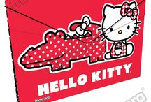 Carpetas Hello Kitty / Línea Escolar Primavera Regresa a Clases con TODO