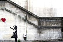 Banksy and co / Eye candy. Brain food.