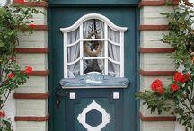 окна двери / фото