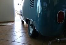 VW T1 PANEL / VW T1 Bulli  Panel