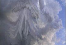 oblaky a tvorivá príroda