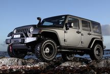Jeep Wrangler 4.0 and diesel
