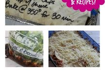 Freezer meals / Add any freezer meal you might wanna try