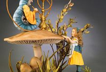 Amazng Dolls_Storybook / by Loretta Cannon Proctor