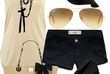 мода лето