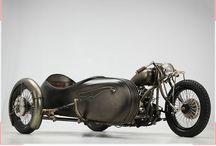 Motorky a auta