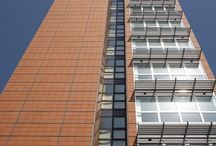 Ventilated Wall / An external, ventilated wall is the most effective technology for addressing the issues of thermal insulation and humidity protection facing the architectural community.
