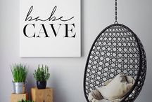 woman cave ideas