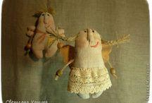 Куклы-букашки