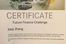 Daimler Finance Competition