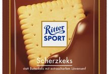 Ritter sport / by ☆Mareike☆