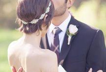 mariage, jolis cheveux