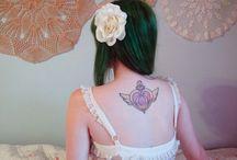 Tatuajes | Anime